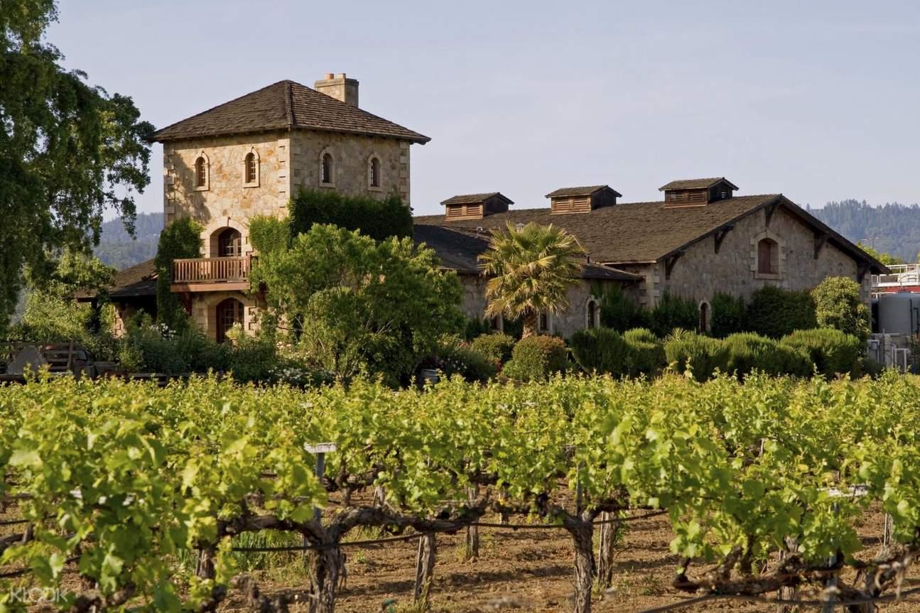 local vineyards napa valley sonoma